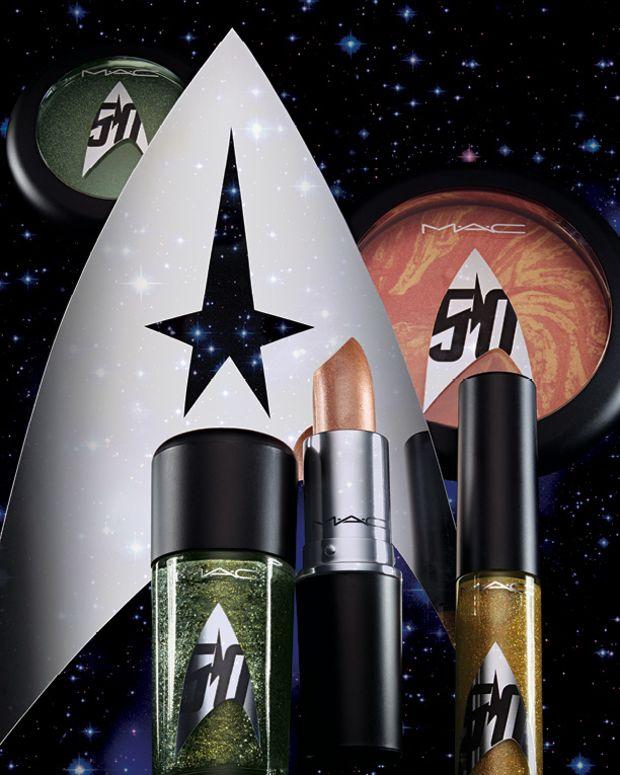 MAC Star Trek Collection 2016