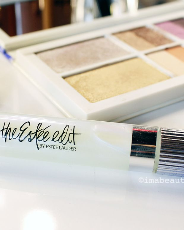 The Estee Edit Flash Powder, Eyeshadow Palette and Flash Photo Gloss