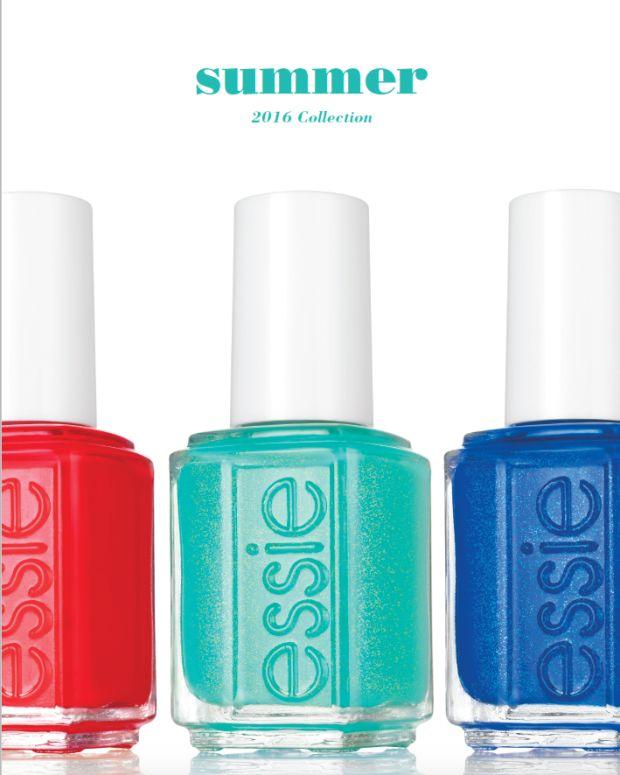 Essie Summer 2016 Collection Viva Antigua