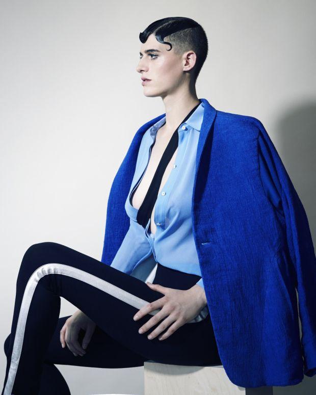Rain Dove model #mybeautymysay