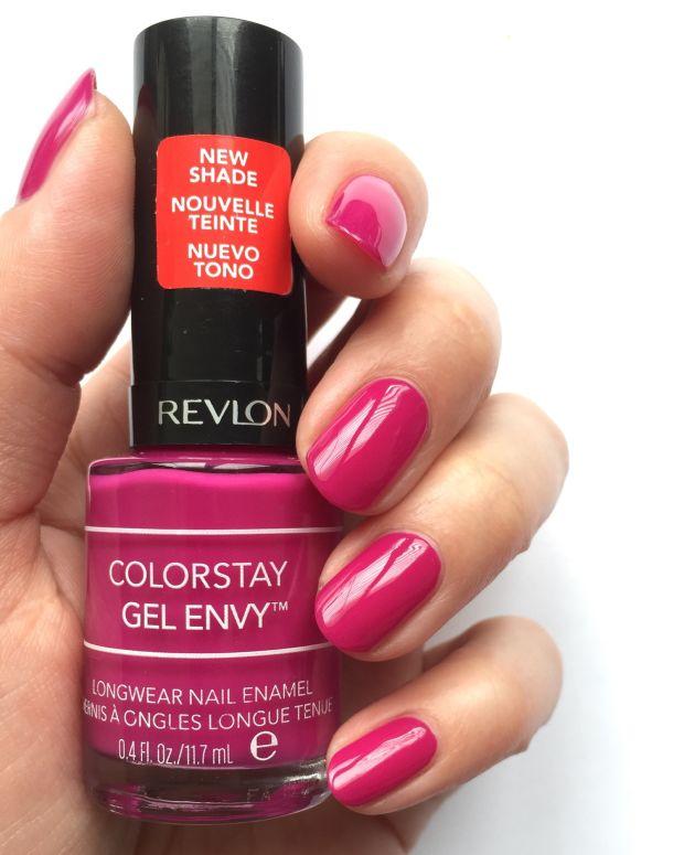 Revlon Gel Envy Berry Treasure 405_Revlon ColorStay Gel Envy 450 2016