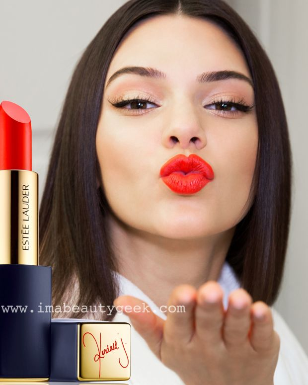 Kendall Jenner lipstick_Restless
