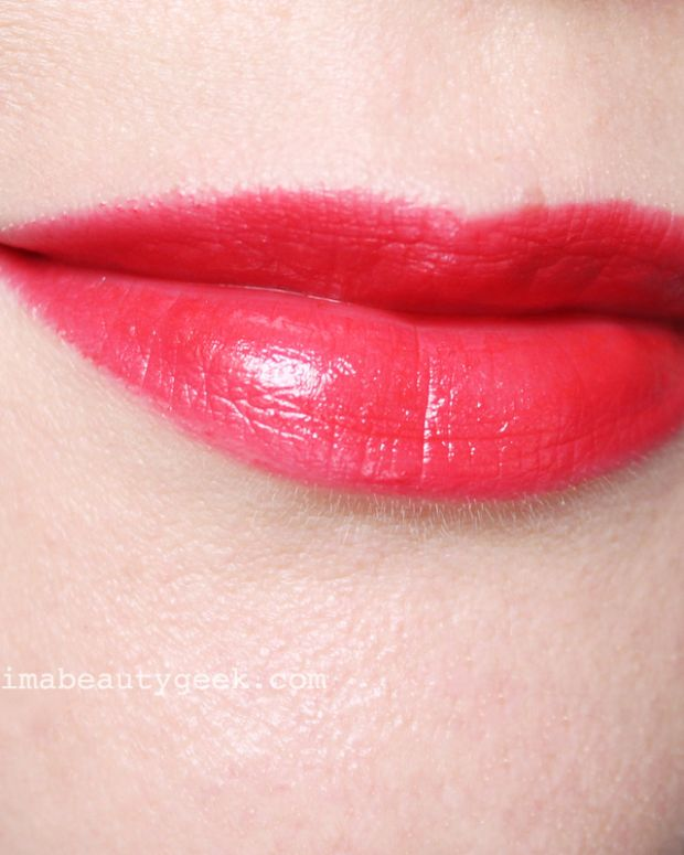 Smashbox Be Legendary Lipstick in Canadian Flare 2.jpg