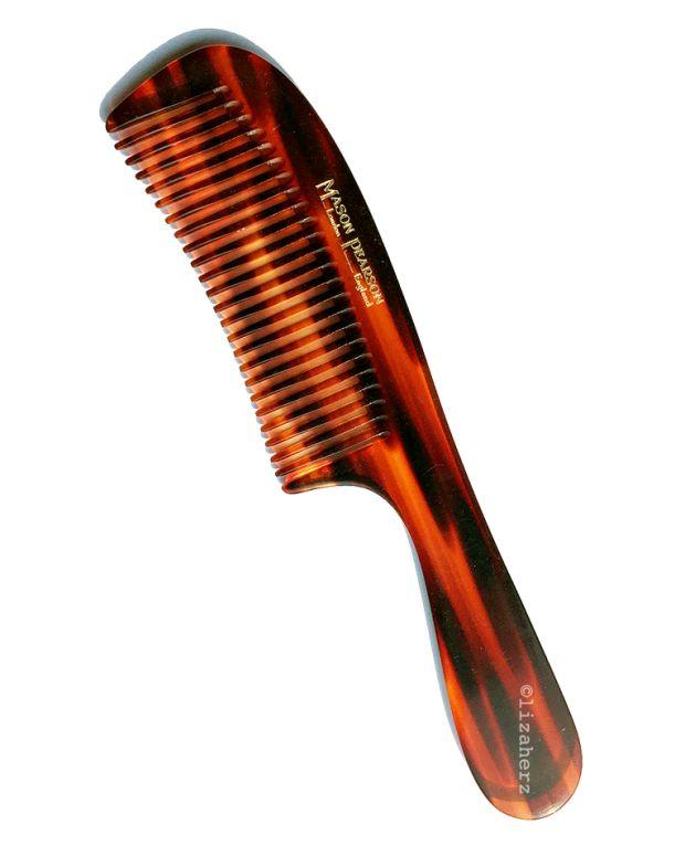mason pearson detangling comb