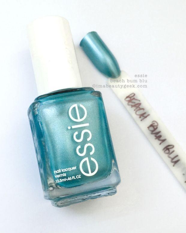 Essie Beach Bum Blu 736 Beautygeeks