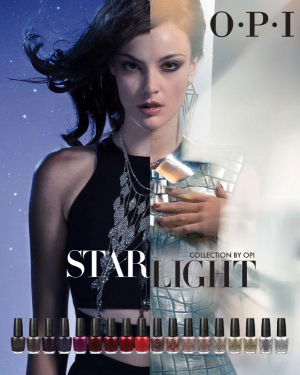 OPI Starlight Collection Shots Holiday 2015
