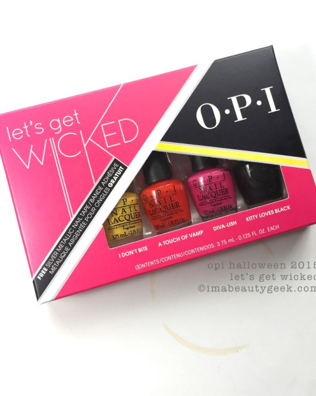 OPI Halloween 2015_OPI Lets Get Wicked Mini Set with Striping Tape