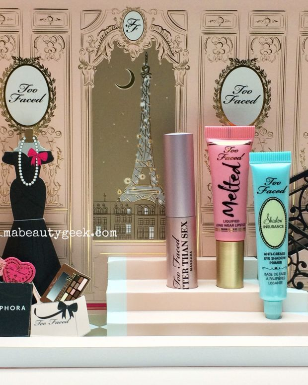 Too Faced Holiday 2015_Le Grand Palais staircase detail