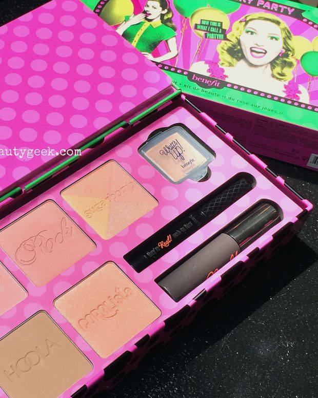 Benefit Real Cheeky Party Kit_holiday 2015