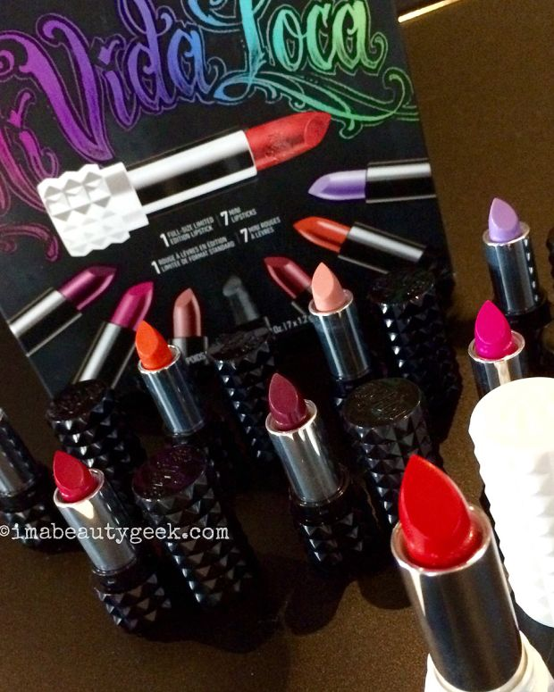 Kat Von D holiday 2014_Mi Vida Loca Remix Studded Kiss set