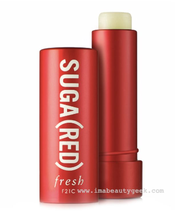 Fresh Suga(red) Lip Treatment_or Fresh Sugar (Red)