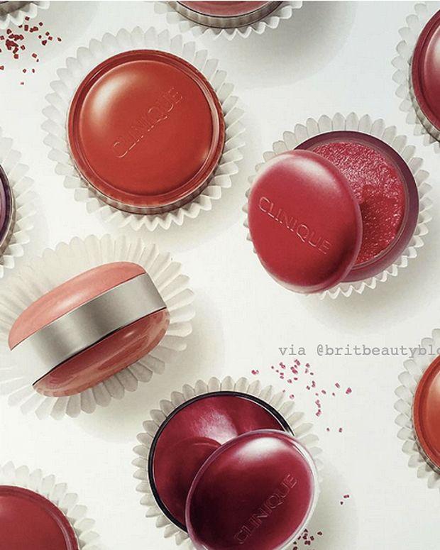 Clinique Sweet Pop Sugar Lip Balm & Tints lip scrub and lip balm sneak peek