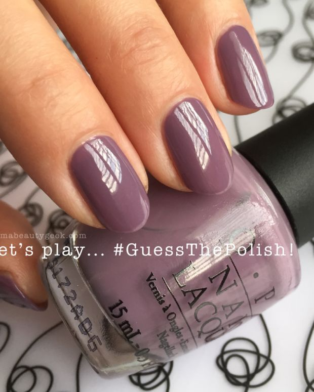 OPI Parlez Vous OPI Swatches Review _ Beautygeeks Header
