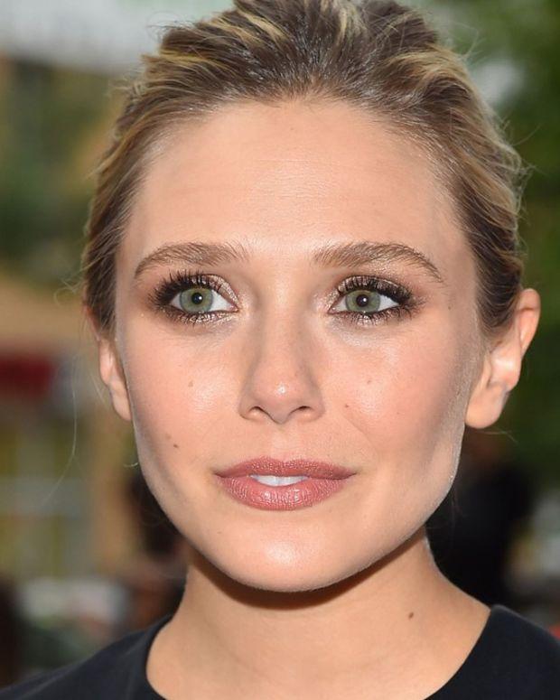 Elizabeth Olsen TIFF 2015 makeup and hair