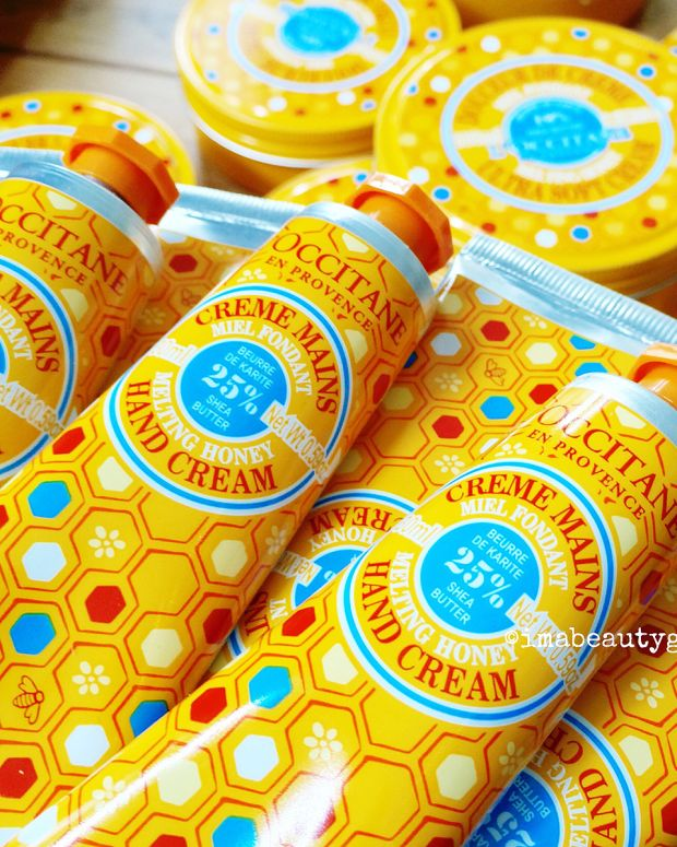 L'Occitane Melting Honey_World Sight Day