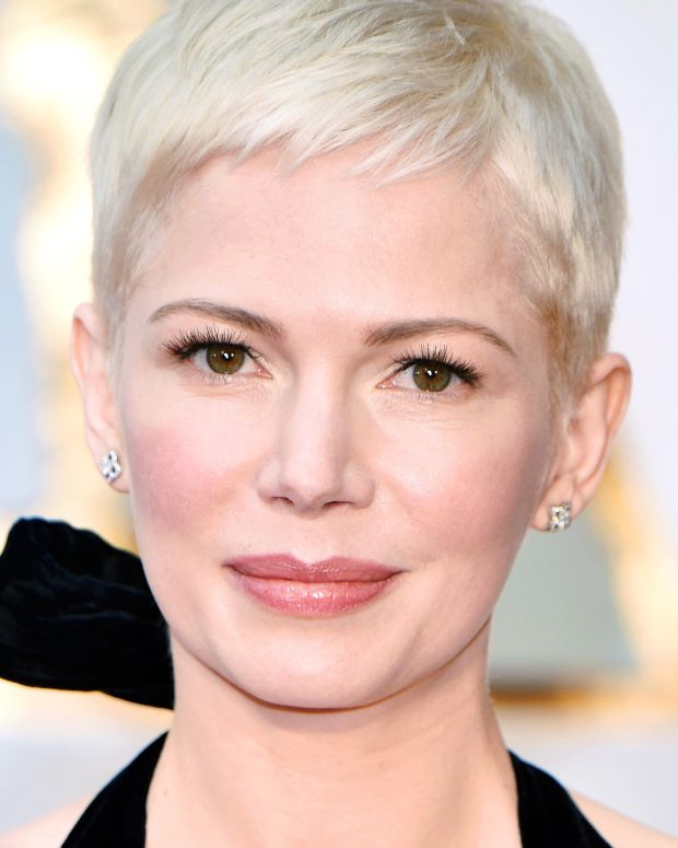 Michelle Williams Oscars 2017 beauty