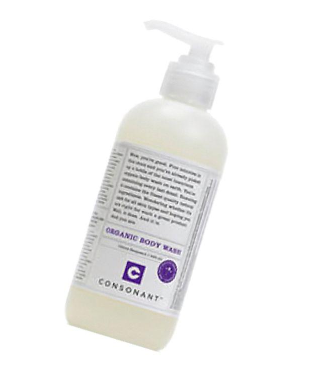 Consonant Body Organic Body Wash_Citrus Bergamot