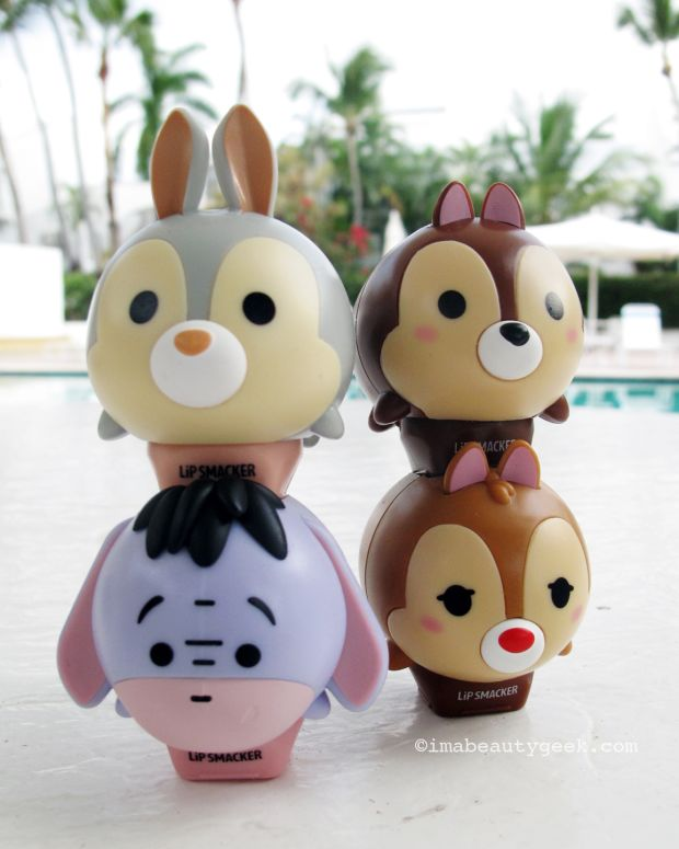 Disney Tsum Tsum Lip Smacker lip balms_stacked_wm