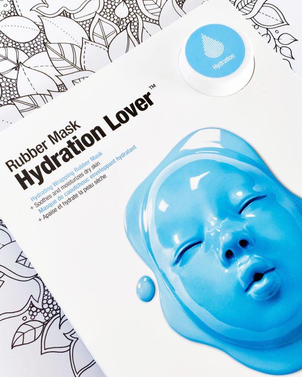 Dr. Jart Rubber Mask Hydration Lover sheet mask