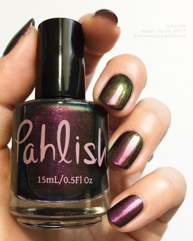 Pahlish June 2017 Collection Swatches Review