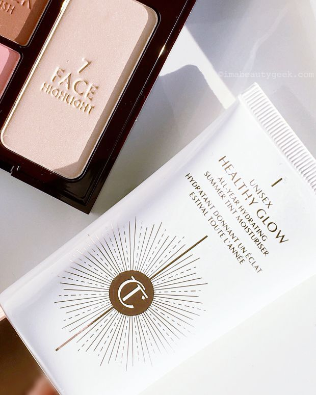 Charlotte Tilbury Unisex Healthy Glow review-BEAUTYGEEKS