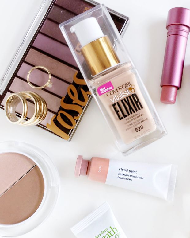 covergirl revitalist elixir spf 20 foundation_review