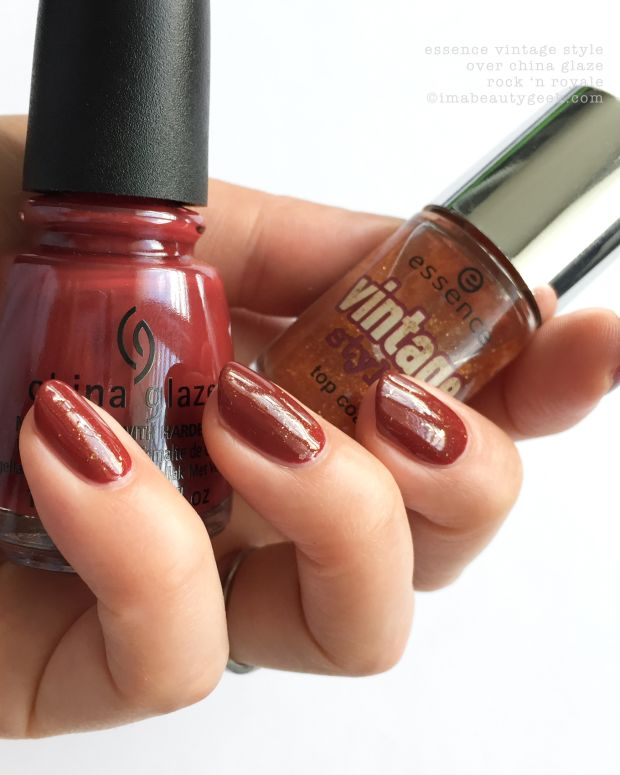 China Glaze Street Regal 2017 Fall Collection Swatches Review