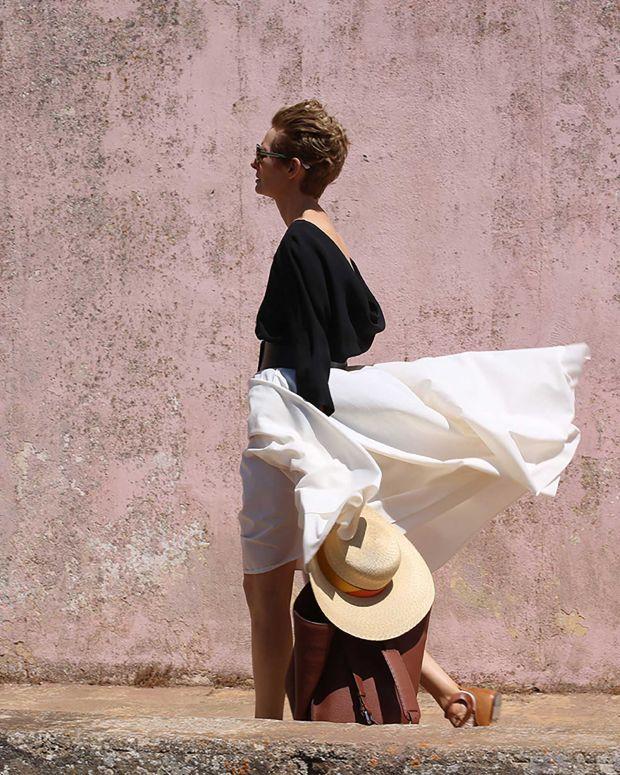 best summer fragrances_Tilda Swinton in The Bigger Splash