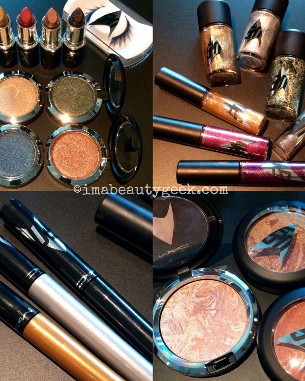 MAC Star Trek makeup collection composite_imabeautygeek.com