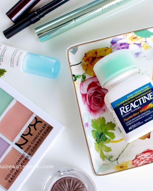 makeup for seasonal allergies