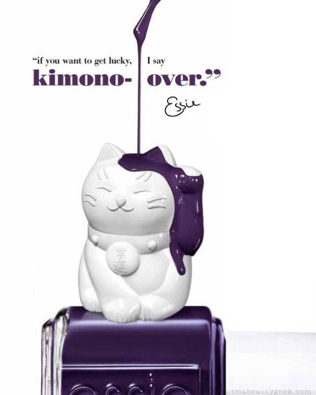 Essie Fall 2016 Collection_Essie Kimono Over