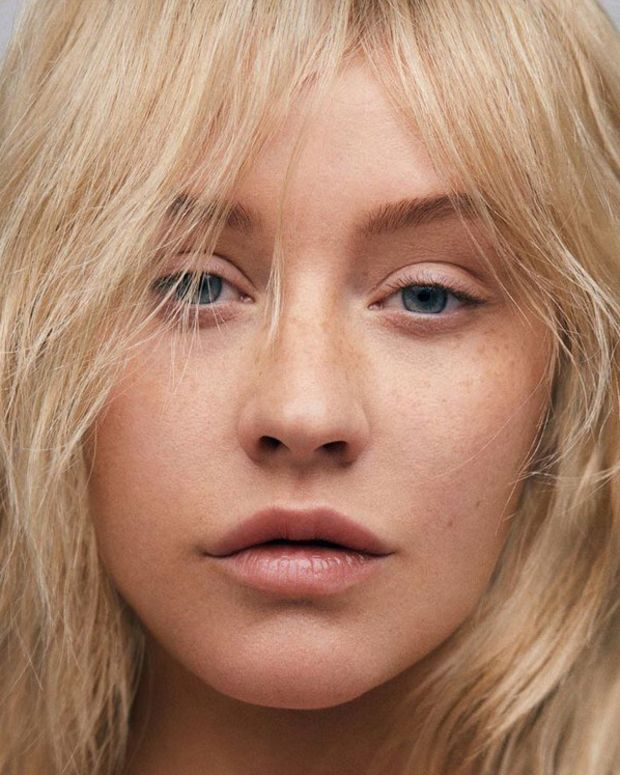 Christina Aguilera for Paper Mag March 2018 crop