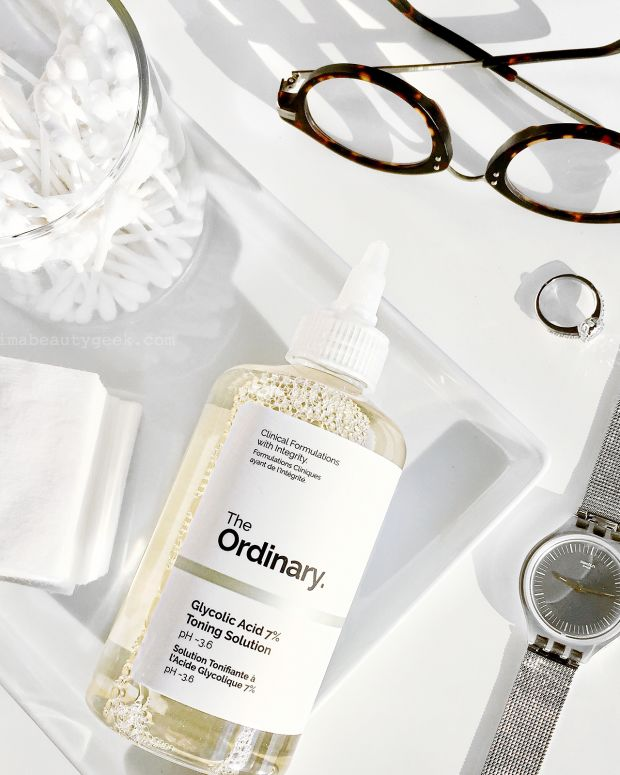 Deciem The Ordinary 7% Glycolic Acid Toning Solution-BEAUTYGEEKS