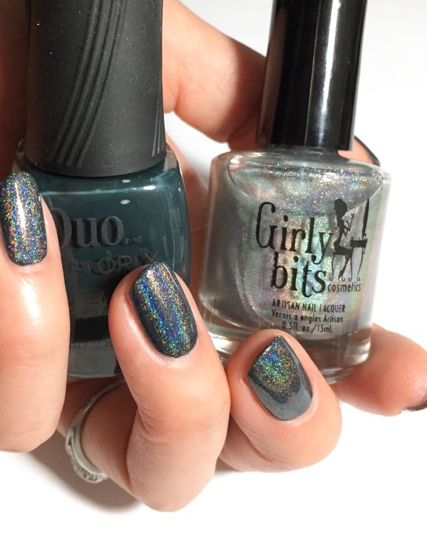 Quo by Orly Darlings of Defiance Collection Swatches