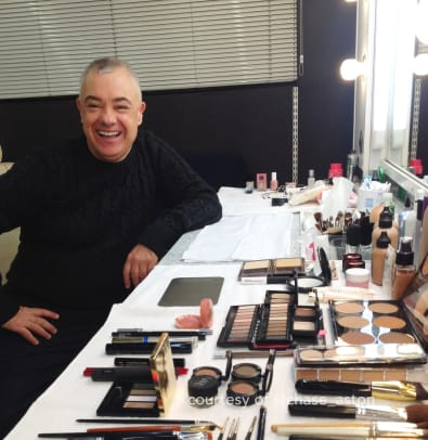 Kate Beckinsale makeup Underworld Blood Wars_makeup artist Chase Aston.jpg