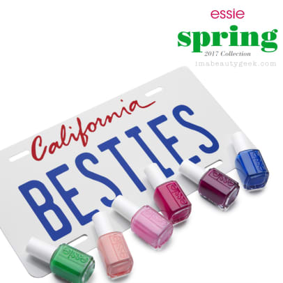 Essie Spring 2017 Swatches Review Beautygeeks