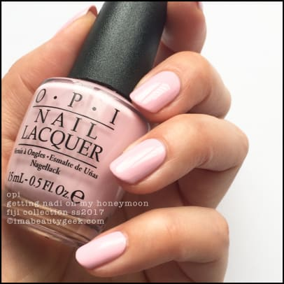 OPI Getting Nadi On My Honeymoon_OPI Fiji Collection Swatches Review 2017