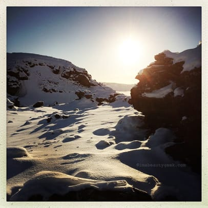 Iceland_Sydristapi_snow-covered lava rocks.jpg