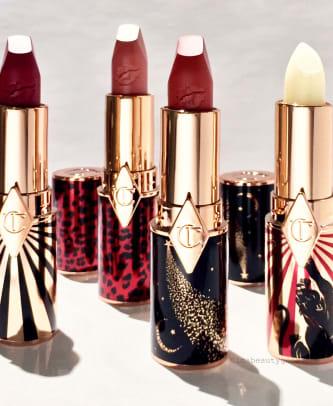 Charlotte Tilbury Hot Lips 2 lipsticks open