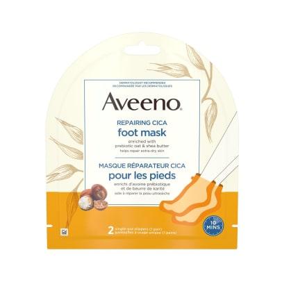 Aveeno Repairing Cica Foot Mask