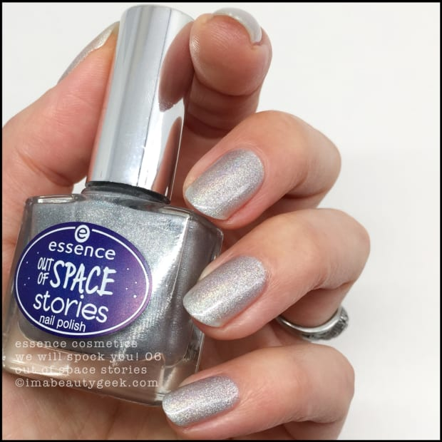 ESSENCE OUT OF SPACE STORIES COLLECTION NAIL POLISH SWATCHES REVIEW