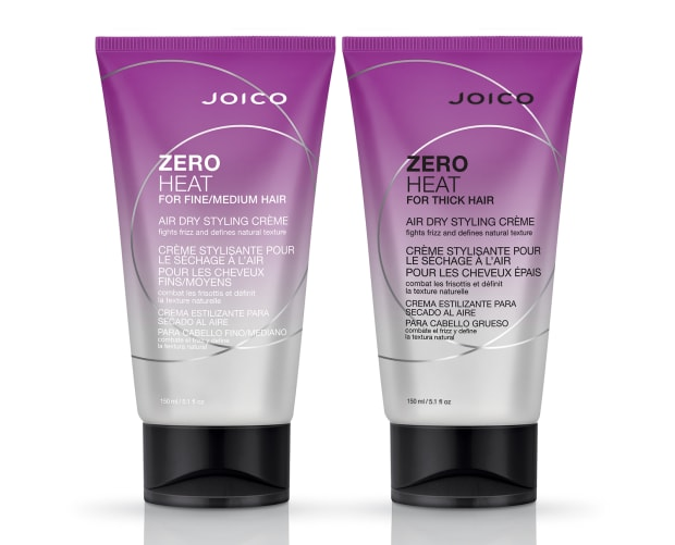 JOICO ZERO HEAT AIR DRY STYLING CREME (FOR THICK HAIR) - Beautygeeks