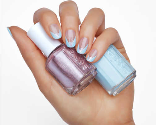 Essie Summer 2017 collection_pyramid french manicure