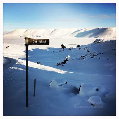Iceland_Sydristapi sign.jpg