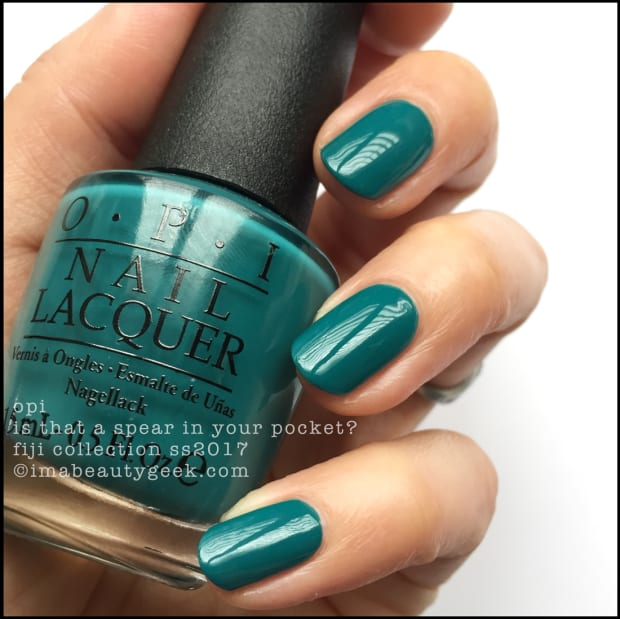 Nail Dip Powder Nyc: OPI FIJI COLLECTION SWATCHES REVIEW SS2017