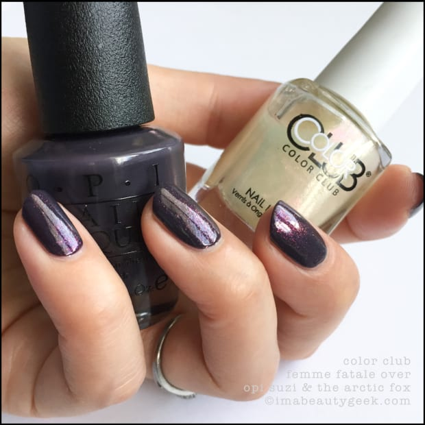 Opi Iceland Swatches And Review Fw 2017 Collection