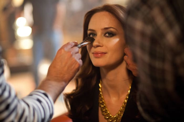 Behind the Scenes: Emily Blunt for Yves Saint Laurent ...