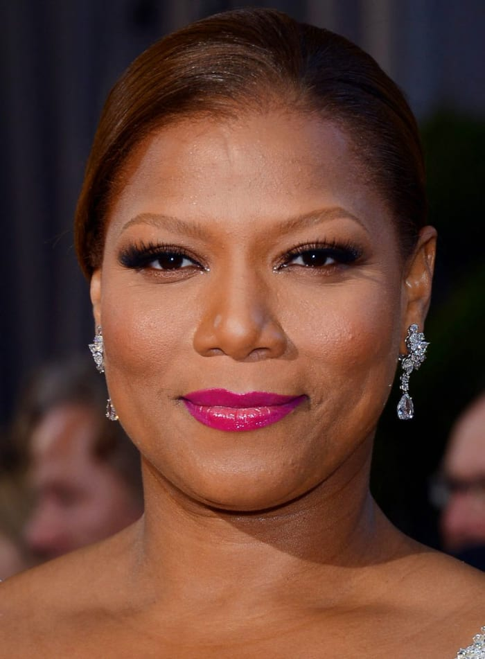 How To Score Queen Latifahs BET Red Carpet Hair