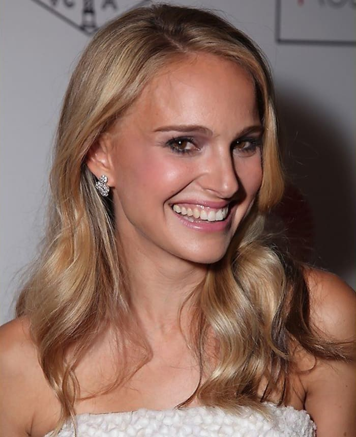 Game Of Shades Compare Natalie Portman S New Blonde To