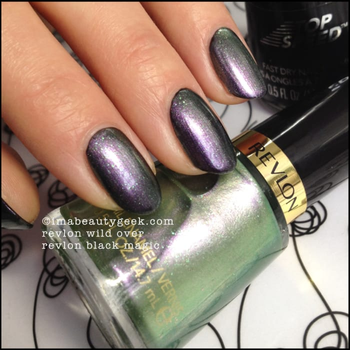 Revlon Black Magic: OPI COCA-COLA COLLECTION & HEY, DON'T STEAL MY STUFF